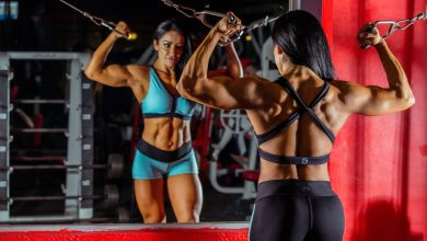 Pregiudizi donne body building